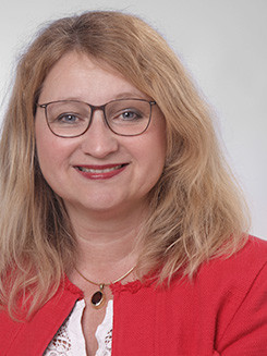 Anja Niedenzu - Ortsvereinsvorsitzende